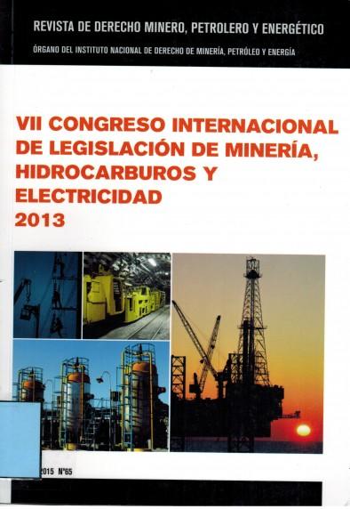 Revista de Derecho Minero,Petrolero y Energético