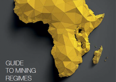 Guide to Mining Regimes in Africa