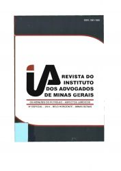Revista do Instituto dos Advogados de Minas Gerais – Os Royalties do Petróleo – Aspectos Jurídicos