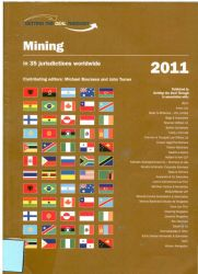 Getting The Deal Through – Mining – nº 32 juridctions worldwide